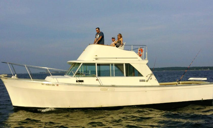 Fishing Charter in Port Chester