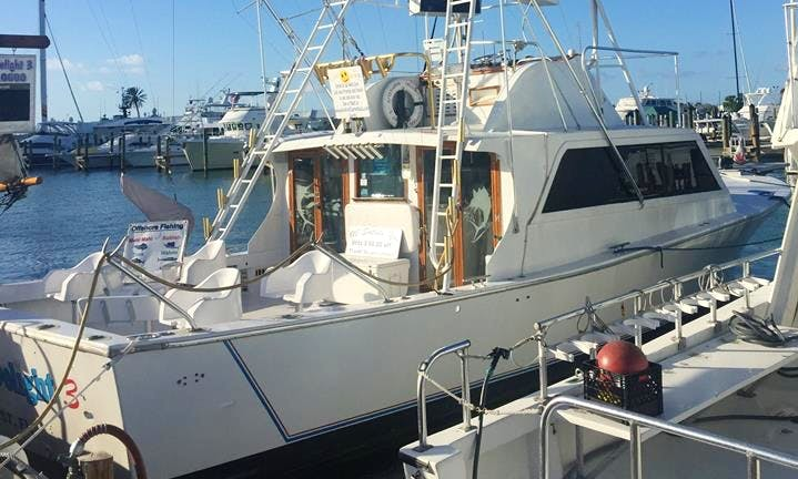 Key West, Florida Fishing Charter with Captain Allen