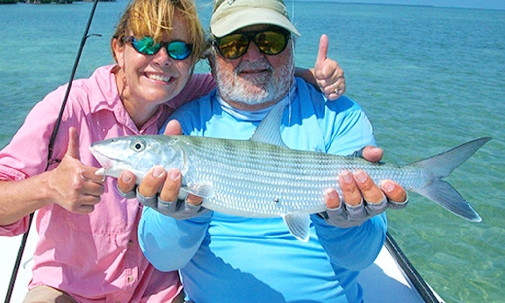 Backcountry and tarpon fishing trips with captain billy in for Florida keys fishing trips
