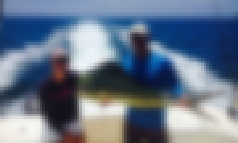 Islamorada Fishing Charter On 33' World Catamaran With Captain Brandon