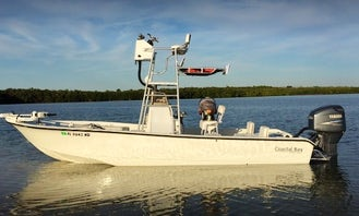Custom 23' Dorado Limited Edition Fishing Boat in Boca Grande with Captain Robert