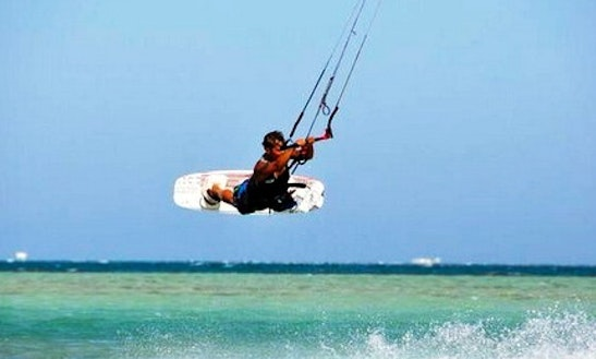 Enjoy Kiteboarding In South Sinai Governorate, Egypt