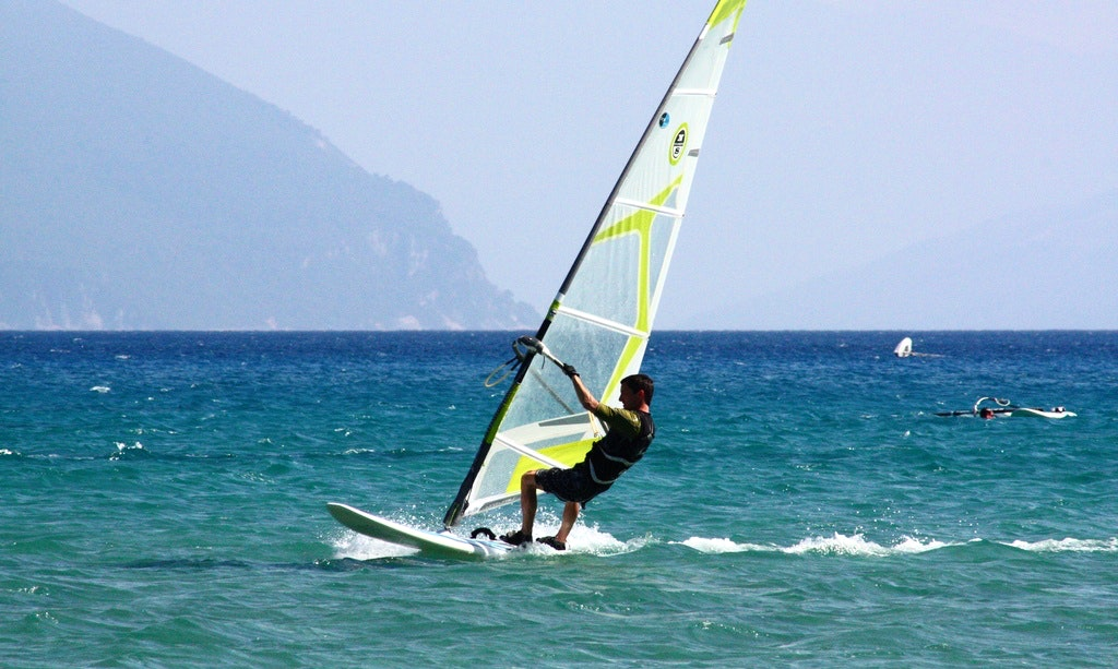 Windsurf Courses and Rental in South Sinai Governorate