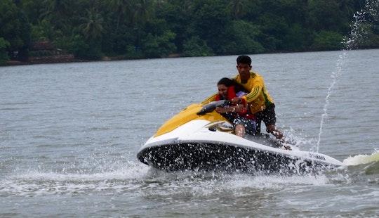 Enjoy Malvan, Maharashtra On Jet Ski