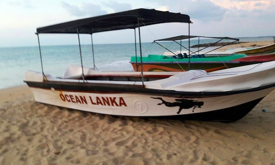 Enjoy Snorkeling Trips In Kalpitiya, Sri Lanka