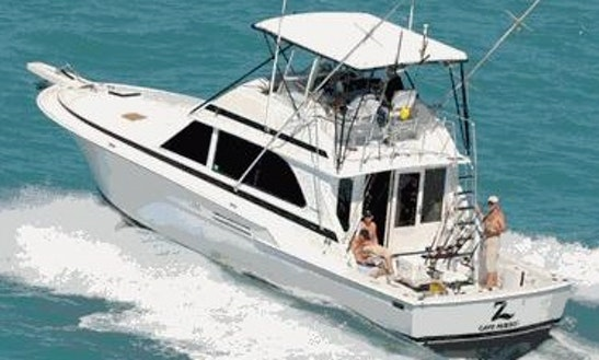 Luxury Fishing Boat Charter In Key West, Florida With Captain Craig
