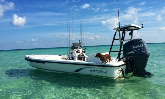 18' Action Craft Boat In Key West, Florida