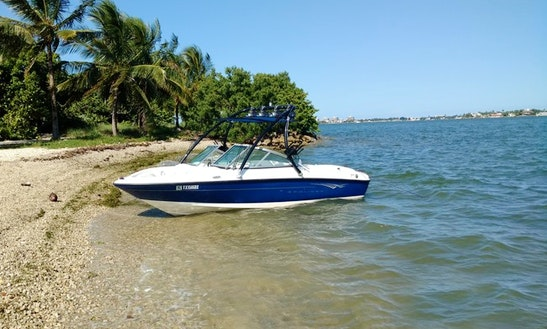 Bayliner 175 Br Speedboat In Fort Lauderdale And Miami, Florida