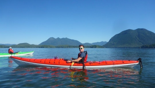 Kayak And Camping Adventure Tours In Tofino, British Columbia