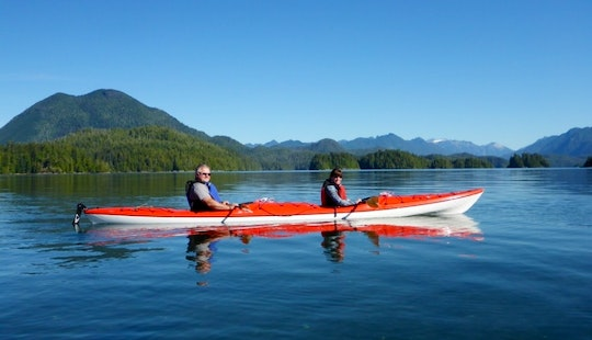 Kayak Tours And Rental In Tofino, British Columbia