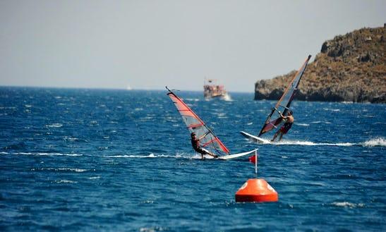 Windsurfing Equipment Rentals In Muğla, Turkey
