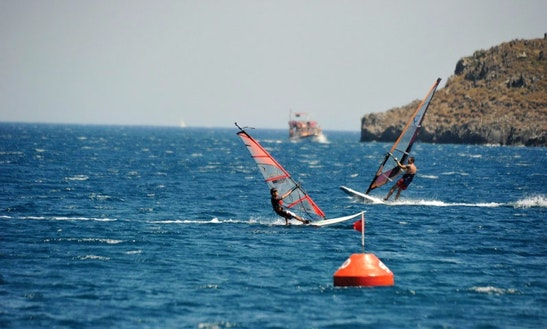 Windsurfing Equipment Rentals In Muğla, Turkey