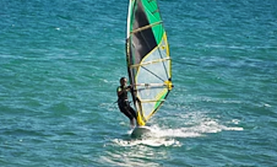 Enjoy Windsurfing In Noumea, New Caledonia