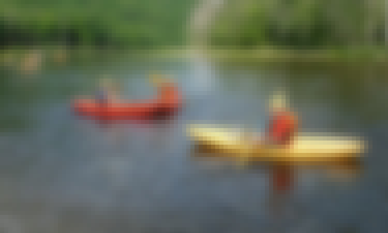 Kayak Trips in Ontario, Canada
