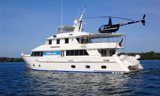 Motor Yacht Rental In Cairns City