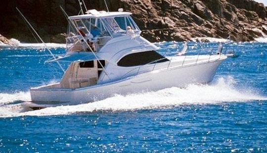 Charters A Riviera 42 Yacht