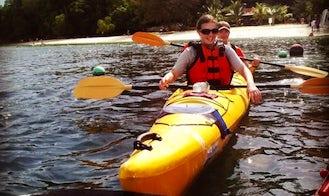 Sea Kayaking Tours in Kota Kinabalu, Sabah