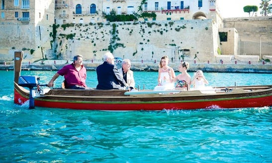 Enjoy Malta's Grand Harbour On Canal Boat