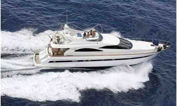 Astondoa 72GLX Power Mega Yacht In Portals Nous, Spain