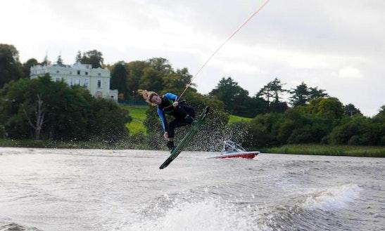 Enjoy Wakeboarding In Castleblayney, Ireland