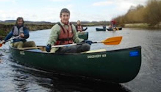 Hire A Canoe In Scotland, United Kingdom