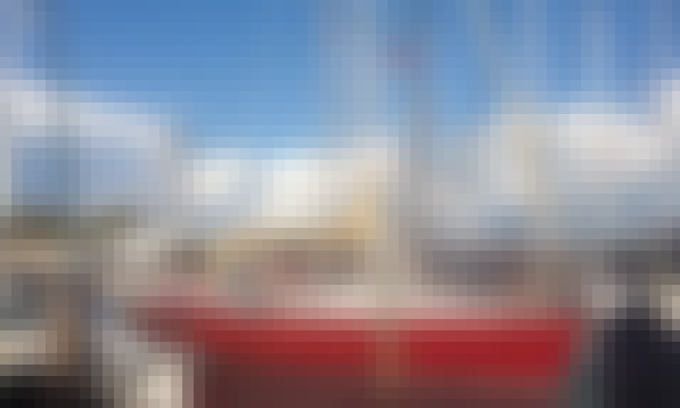 "Charter 50ft ""Zephyrus"" Sailboat In Key Largo, Florida"