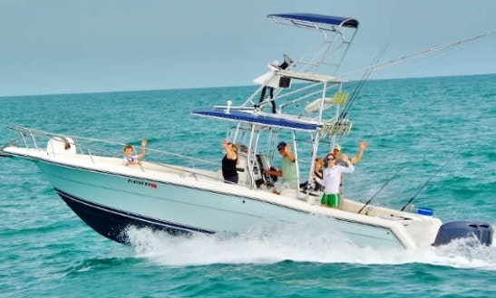 Fishing Charter On 29ft