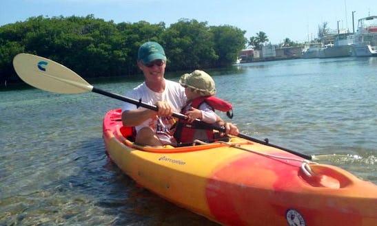 Tandem Kayak Rental & Trips In Key West, Florida