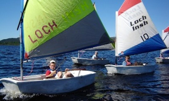 Hire A Sailing Dinghy Scotland, United Kingdom