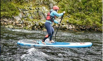 Enjoy Stand Up Paddleboarding and Courses in Kuusamo, Finland