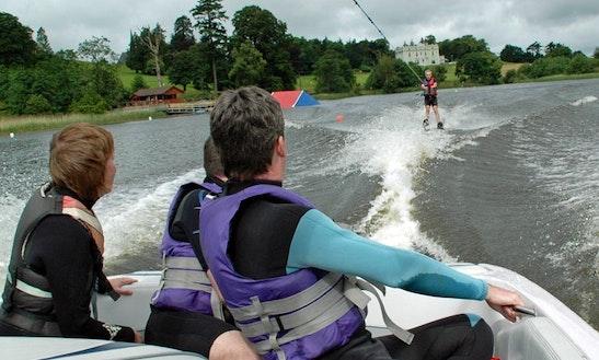 Enjoy Water Skiing In Castleblayney, Ireland