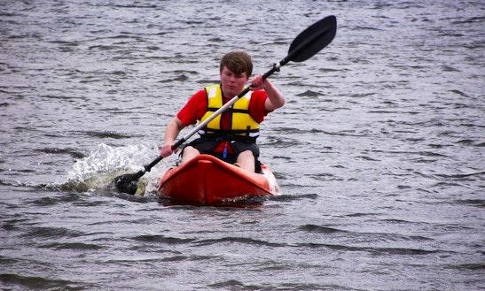 Kayak Hire In Wales, United Kingdom