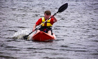 Kayak/Canoe Hire in Chester & Wales, United Kingdom