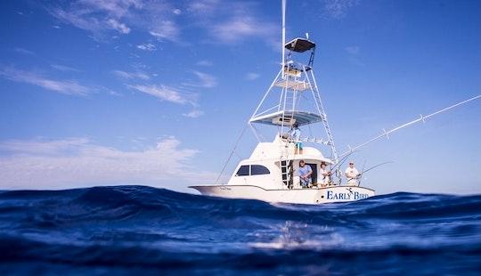 Fishing Charter On 43ft