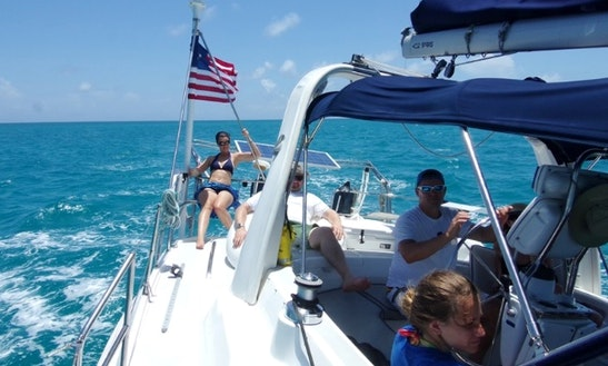 Sailing Lessons In Key West, Florida