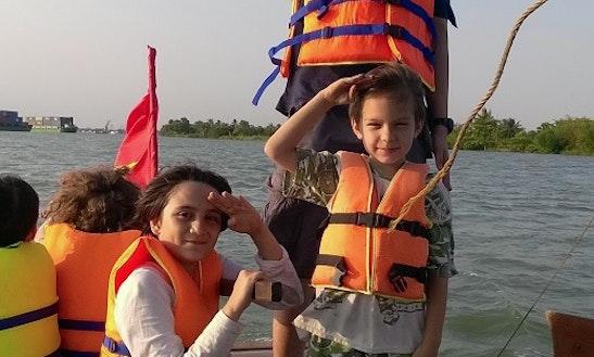 Canal Boat Rental In Tp. Nha Trang