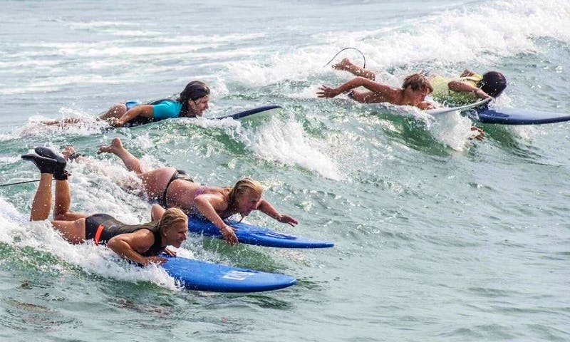 Enjoy Surfing Courses in Sitges, Catalunya