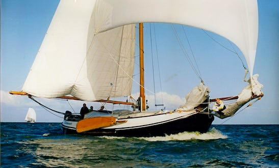 Charter 45' Harvest Sloop In Woudsend, Netherlands