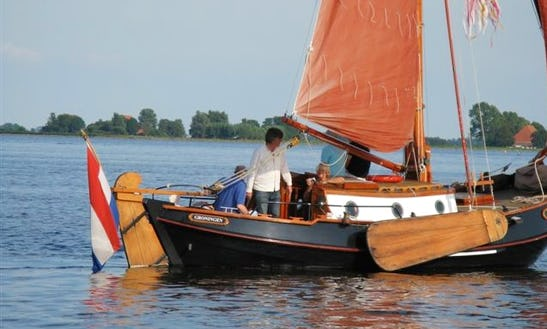 Charter 33' Dice Sloop In Woudsend, Netherlands