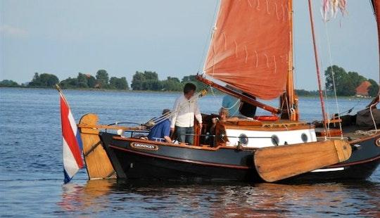 Charter 33' Dice Sloop In Woudsend, Netherlands