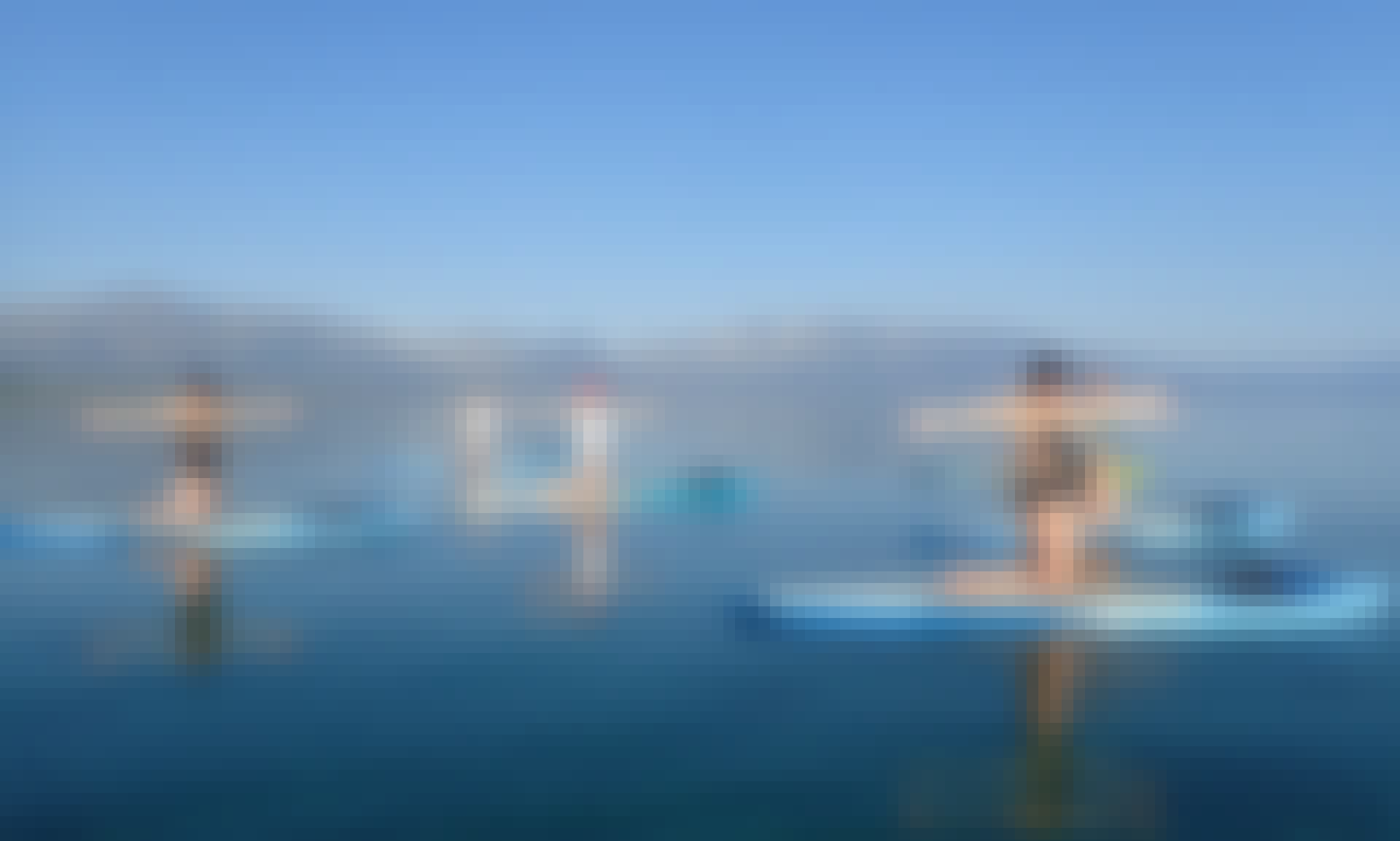 Paddle Board Yoga in South Lake Tahoe