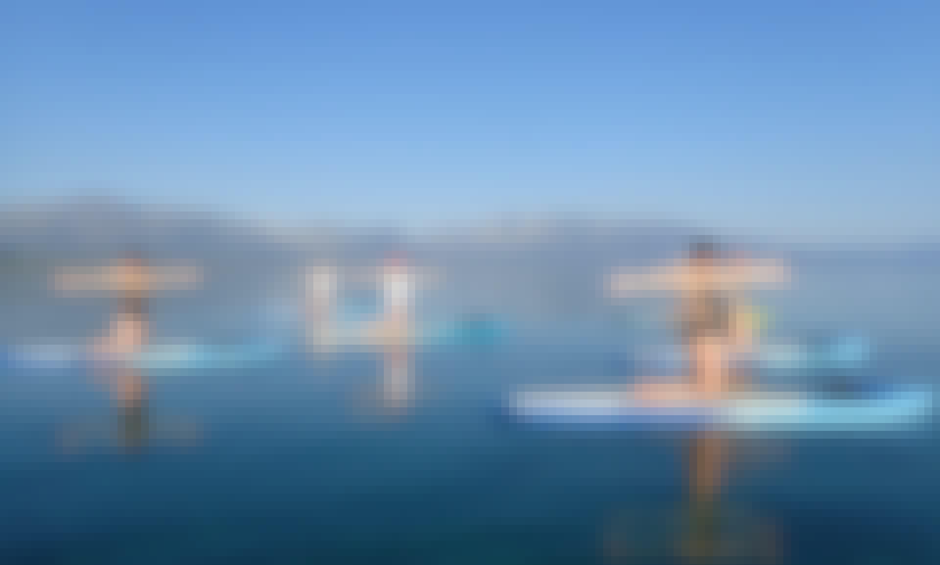 Paddle Board Yoga in South Lake Tahoe with Lake Tahoe Yoga
