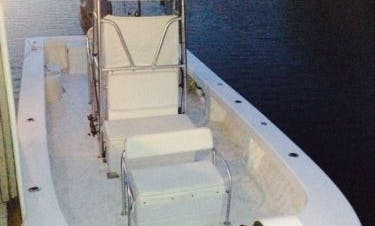 Enjoy 26' Center Console Fishing Charter in Marco Island, Florida