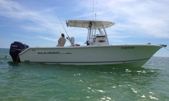 Fishing charters in marco island for Charter fishing marco island