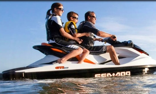 Enjoy Naples, Florida On Sea Doo Waverunner Jet Ski