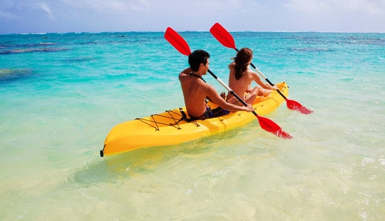 Rent A Double Kayak In Davao City, Philippines