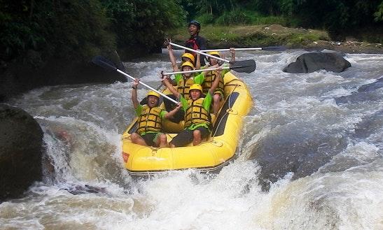 Enjoy Rafting Trips In Jakarta, Indonesia