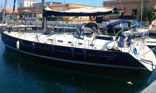 Charter 53' Cruising Monohull In Loano, Liguria
