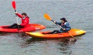 Enjoy Kayak Tours on Rejang River, in Sibu, Sarawak