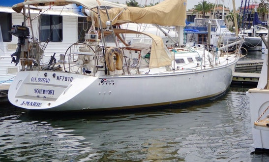 39ft Cavalier Classic Yacht